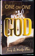 ONE on ONE with GOD Workbook